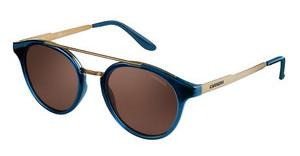 Carrera CARRERA 123/S VZZ/CO RED BROWNDKBLUE GD