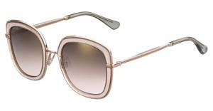 Jimmy Choo GLENN/S QBQ/NH BROWN MS GLDPK GLTTPK
