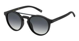 Marc Jacobs MARC 107/S D28/9O DARK GREYSHN BLACK