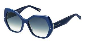 Marc Jacobs MARC 117/S OJC/IT BLUE SFBLUE