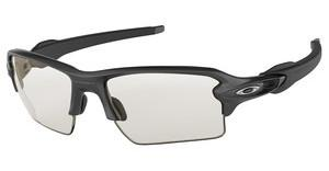 Oakley OO9188 918816 CLEAR TO BLACK PHOTOCHROMICSTEEL