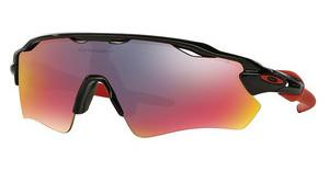 Oakley OO9208 920821 POSITIVE RED IRIDIUMPOLISHED BLACK
