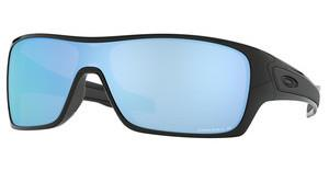 Oakley OO9307 930708 PRIZM DEEP WATER POLARIZEDPOLISHED BLACK