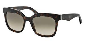 Prada PR 24QS 2AU3D0 LIGHT BROWN GRAD LIGHT GREYHAVANA