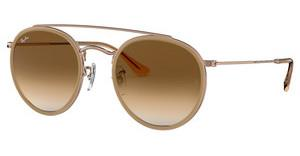 Ray-Ban RB3647N 907051 CLEAR GRADIENT BROWNLIGHT BROWN