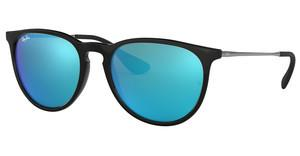 Ray-Ban RB4171 601/55 LIGHT GREEN MIRROR BLUEBLACK