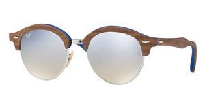 Ray-Ban RB4246M 12179U GRADIENT BROWN MIRROR SILVERSILVER