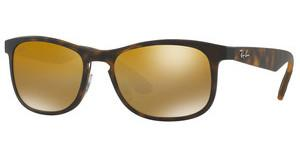 Ray-Ban RB4263 894/A3 BRONZE POLAR MIRROR GOLDMATTE HAVANA