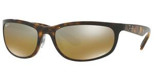 Ray-Ban RB4265 710/A2 BRONZE POLAR MIRROR SILVERSHINY HAVANA