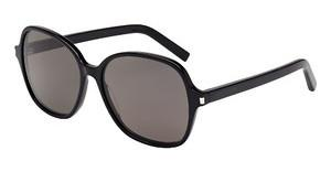 Saint Laurent CLASSIC 8 002 SMOKEBLACK
