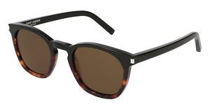 Saint Laurent SL 28 021 BROWNBLACK