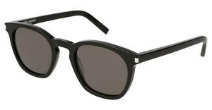 Saint Laurent SL 28 022 SMOKEBLACK