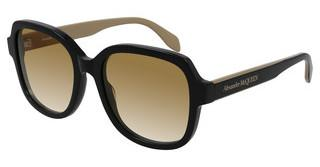 Alexander McQueen AM0300S 004 YELLOWBLACK