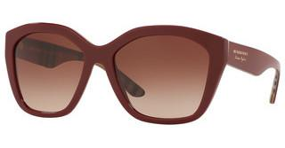 Burberry BE4261 383513 BROWN GRADIENTBORDEAUX