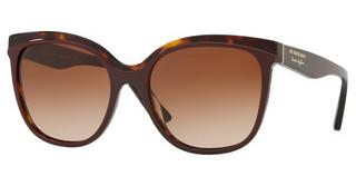 Burberry BE4270 373013 BROWN GRADIENTTOP BORDEAUX ON HAVANA