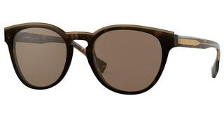Burberry BE4310 385173 BROWNTRANSPARENT GREY ON HAVANA