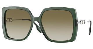 Burberry BE4332 37818E GREEN GRADIENTGREEN