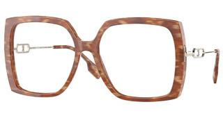Burberry BE4332 3915SB CLEAR BLUE LIGHT FILTERBROWN