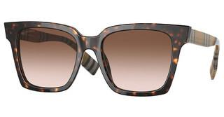 Burberry BE4335 393013 BROWN GRADIENTDARK HAVANA