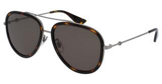 Gucci GG0062S 002 GREENRUTHENIUM