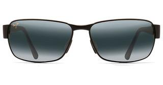 Maui Jim Black Coral 249-2M Neutral GreyMatte Black