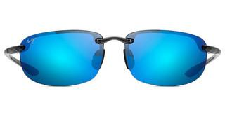 Maui Jim Hookipa B407-11 Blue HawaiiSmoke Grey