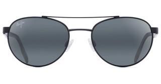 Maui Jim Upcountry 727-2M Neutral GreyMatte Black
