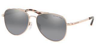 Michael Kors MK1045 110882 GREY MIRROR GRADIENT POLARROSE GOLD