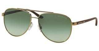 Michael Kors MK5007 10432L GREEN GRADIENTGOLD WOOD