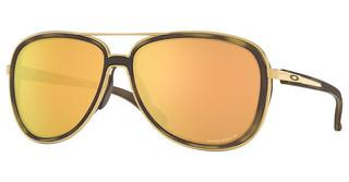 Oakley OO4129 412914 PRIZM ROSE GOLD POLARIZEDBROWN TORTOISE/GOLD