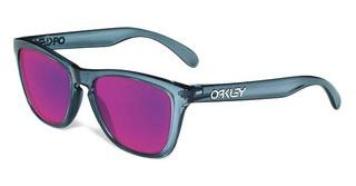 Oakley OO9013 24-304 + RED IRIDIUMCRSYTAL BLACK