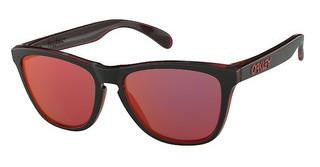 Oakley OO9013 9013A7 TORCH IRIDIUMECLIPSE RED