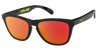 Oakley OO9013 9013E6 PRIZM RUBYPOLISHED BLACK
