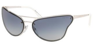 Prada PR 74VS 1BC714 LIGHT GREY GRADIENT BLUESILVER