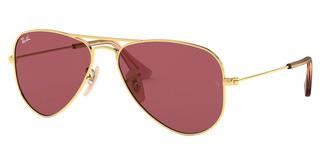Ray-Ban Junior RJ9506S 281/75 DARK VIOLETGOLD