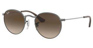 Ray-Ban Junior RJ9547S 200/13 BROWN GRADIENT DARK BROWNGUNMETAL