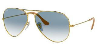 Ray-Ban RB3025 001/3F CLEAR GRADIENT BLUEARISTA