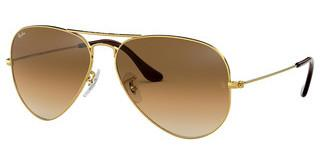Ray-Ban RB3025 001/51 CLEAR GRADIENT BROWNARISTA