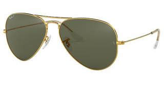 Ray-Ban RB3025 001/58 GREEN POLARIZEDARISTA