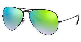 Ray-Ban RB3025 002/4J GREY GRADIENT MIRROR GREENBLACK