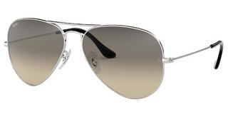 Ray-Ban RB3025 003/32 CLEAR GRADIENT GREYSILVER