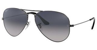 Ray-Ban RB3025 004/78 BLUE GRADIENT GREYGUNMETAL