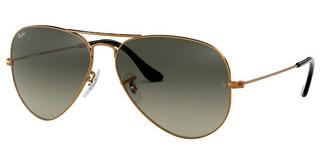 Ray-Ban RB3025 197/71 LIGHT GREY GRADIENT DARK GREYBRONZE