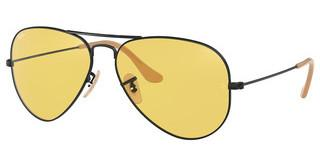 Ray-Ban RB3025 90664A PHOTO YELLOWMATTE BLACK