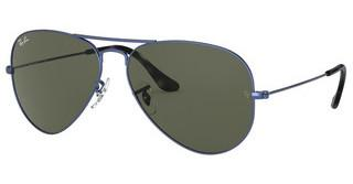 Ray-Ban RB3025 918731 G-15 GREENSAND TRANSPARENT BLUE