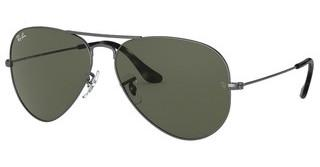 Ray-Ban RB3025 919031 G-15 GREENSAND TRANSPARENT GREY