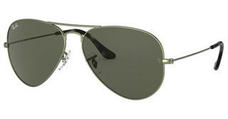 Ray-Ban RB3025 919131 G-15 GREENSAND TRANSPARENT GREEN