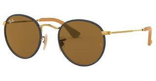 Ray-Ban RB3475Q 919233 BROWNGOLD/BLUE JEANS