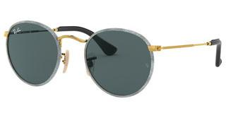 Ray-Ban RB3475Q 9193R5 DARK GREYGOLD/BLUE JEANS