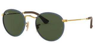 Ray-Ban RB3475Q 919431 GREENGOLD/BLUE JEANS